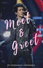Meet & Greet [Alonso Villalpando] by Fernanda_Fernanda