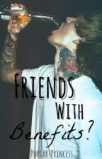 Friends With Benefits? *Alan Ashby* by PoptartPrincess