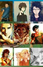 Wizards at CHB (Percy Jackson fanfic) by the_midnight_hour