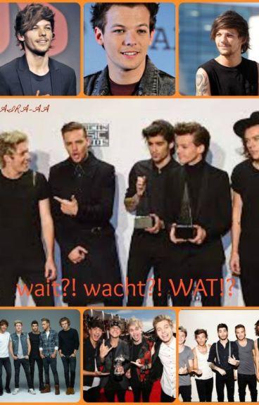 Wait?! Wacht?! WAT?! (Dutch 1D fanfic) #wattys2015