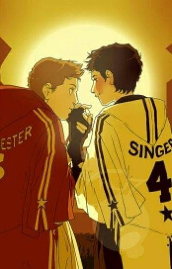 Winchester & Novak - A Destiel Hogwarts AU