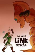 Lo Que Link Diría by thealianzacomica