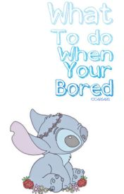 What to do when your bored by cc4646