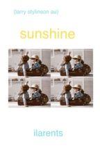 sunshine // larry stylinson au by ilarents