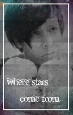 Where stars come from- Phan AU new writer by mollypolly916
