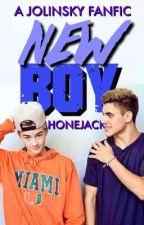 new boy  ✧  jolinsky by mahonejacks