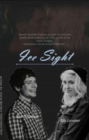 Ice Sight [j.o.] by gloriabarilaro