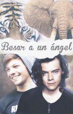 besar a un ángel » larry stylinson by -amazingdan