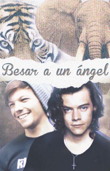 besar a un ángel » larry stylinson