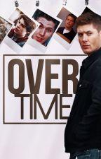 Over time | Destiel A.U by m4ssacre