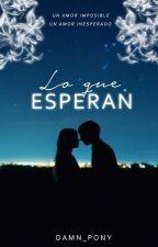 Lo Que Esperan [LQE #1] by DAMN_PONY
