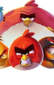 Angry Birds Characters by Maximoose_2002
