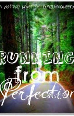 Running From Perfection by XxMzDinoQueenxX