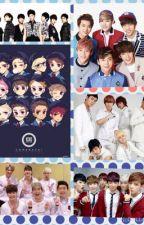 K-Pop Imagines by bubble_tea_nerd
