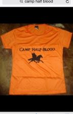 Camp Half Blood Story by shimmeringhowell