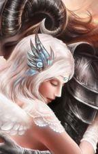 Angel princess and demon prince love by Holoangel