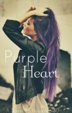 Purple Heart by NayaNicole0