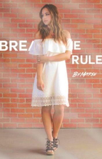 Break The Rule ➣ Stiles Stilinski [1]