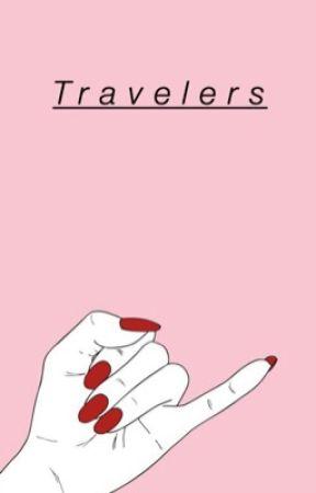 travelers // lashton au by evangeiical