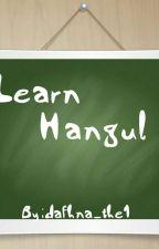 Learn Hangul (한글) by dafhna_the1