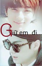 [JMin]- Giữ em đi- Nu'est by Bam_Rj