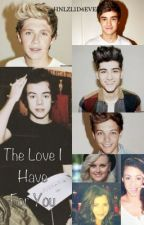 The Love I Have For You (Harry Styles - Short Story) by HNLZL1D4EVER