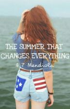 The Summer That Changes Everything by aisonfire
