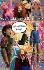 Ask and Dare the Big Six and Friends + My (ugly XD) Edits by CJ-Rocks