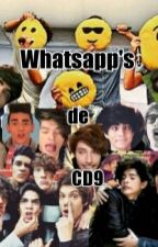 Whatsapp's de CD9 by SamDice