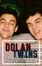 Dolan Twins *Preferences by l4ur3ne