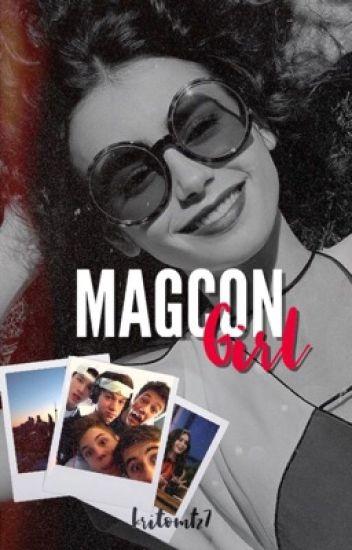 Magcon Girl ; Magcon Boys. #MareaDAwards2017