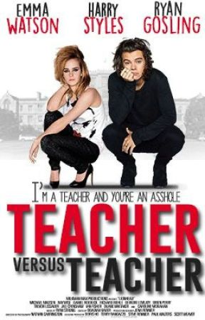 Teacher vs. Teacher \\ H.S. by BebelinaBebe