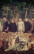Harimau kedelapan (7 Manusia Harimau) by budi8757