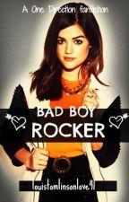 Bad Boy Rocker (One Direction Fan Fiction) by ohitsluke