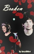 Broken- A Larry Stylinson AU  by larryslittlest