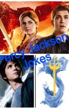 Percy Jackson Jokes by AwesomeCoyote10