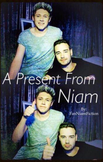 A Present From Niam (Niam BoyxBoy Threesome Smut)