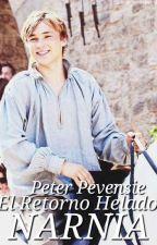 Narnia: El Retorno Helado. Peter Pevensie [#1]  by agentofmarvel