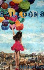Balloons by SirJustin25