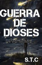 Guerra de Dioses by SkylerWinchester