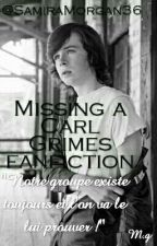 Missing (a carl grimes fanfic) by SamiraMorgan36