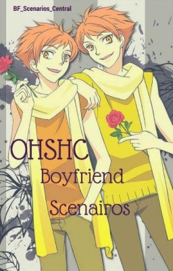 OHSHC Boyfriend Scenarios (On Hold)