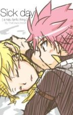 Sick Day [Nalu fanfic] by _Wolfunicorn_