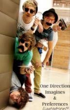 One Direction Preferences. by ILoveNiallHoran19