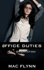 Office Duties #1 by MacFlynn