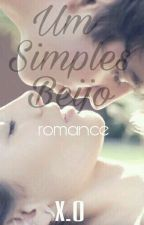 Um simples beijo. by xubsoliveira