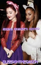 Ariana Grande's Sister by sleepsnthegardn