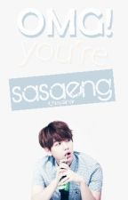 OMG, You're Sasaeng!  [#2] by exobheyeliner
