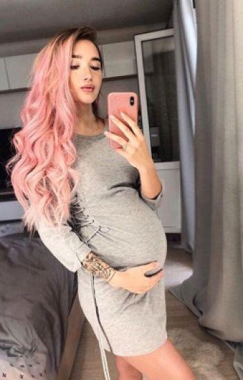 Mamma aspetto un figlio.❤️