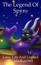 The legend of Spyro: Love, Life, and legend [book two] by MadKat1999